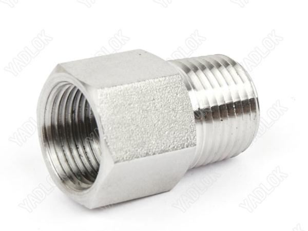 Hex connector
